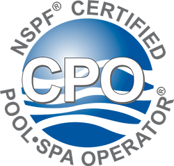 NSPF Certified Pool and Spa Operator - Pool Service